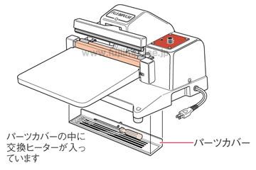 FS-215,315付属品